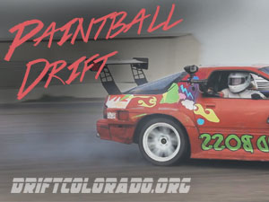DriftColorado's Paintball Drift