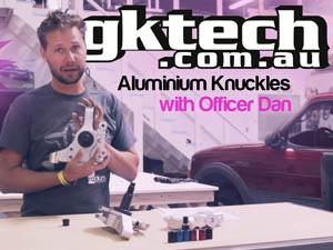 GKTECH Knuckles