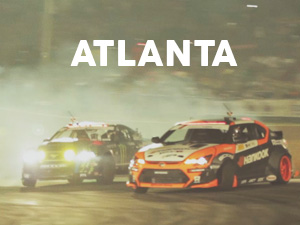 Formula Drift Atlanta 2014