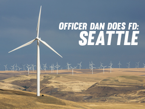 Officer Dan Does FD: Seattle