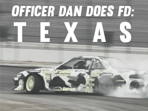 Officer Dan Does FD: Texas
