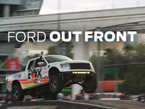 FORD Out Front | SEMA15